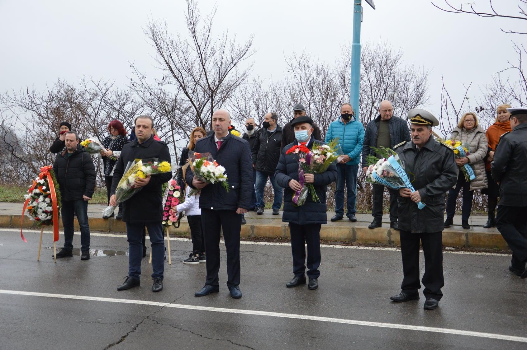 Созопол отбеляза 143-тата годишнина от своето Освобождение