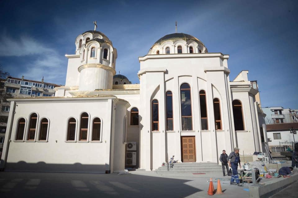 """Освещават утре новия храм """"Св. Прокопий"""""""