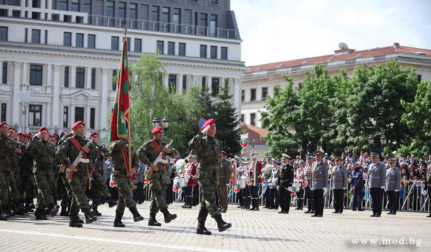 Народното събрание прие Програма за развитие на отбранителните способности на Въоръжените сили