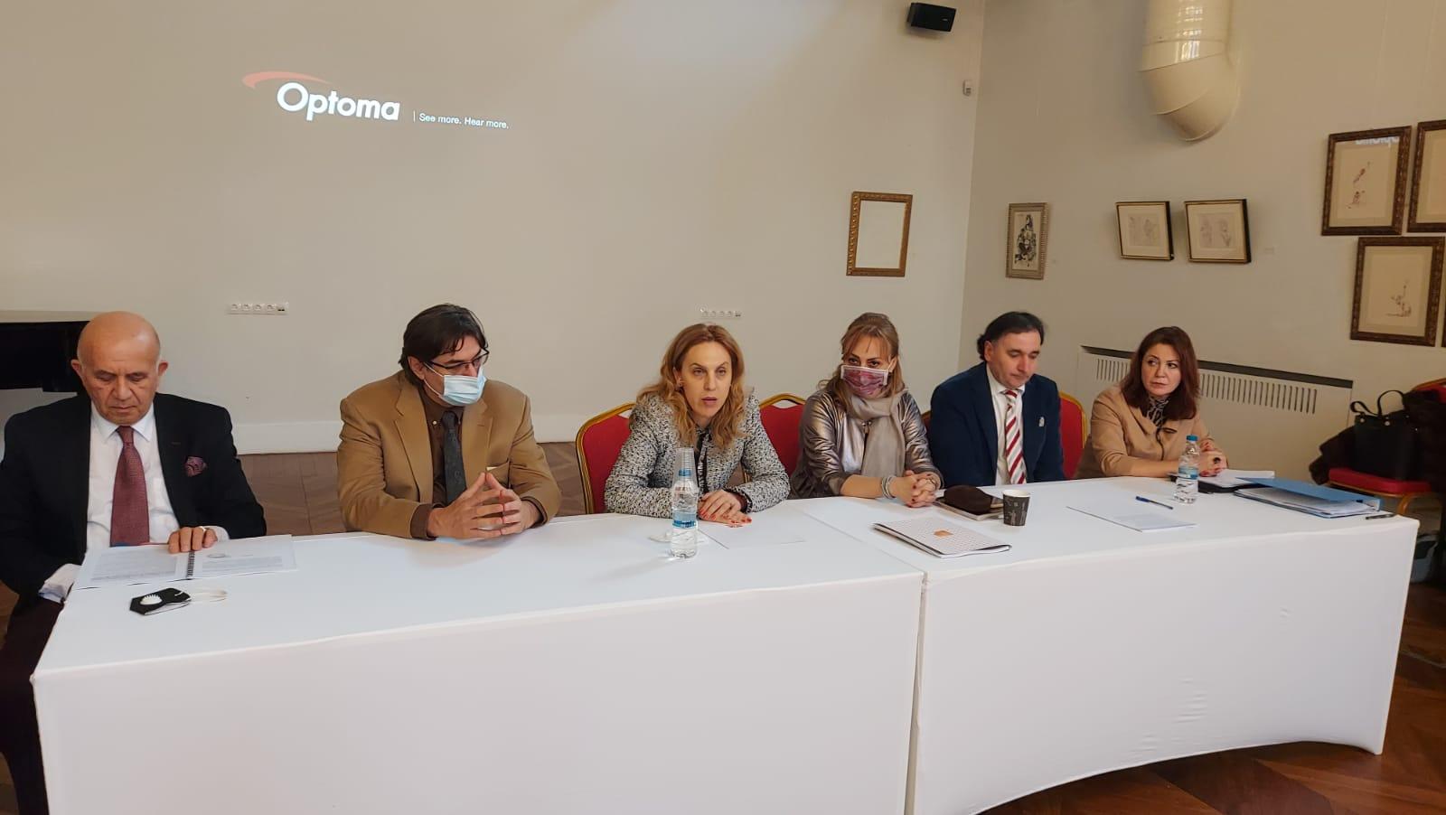 Вицепремиерът Марияна Николова пред Националния борд по туризъм: В непрекъснат диалог сме с бизнеса в търсене на най-добрите решения за сектора