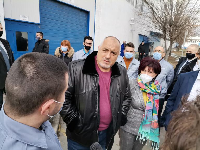 Премиерът Борисов: С ускоряването на темпа на ваксинацията ще се намалят последиците от пандемията и предприятията ще започнат на функционират в нормалния си ритъм