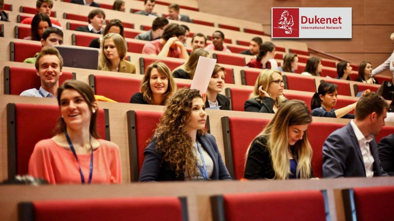 ИУ – Варна е приет за член на международната университетска мрежа Dukenet
