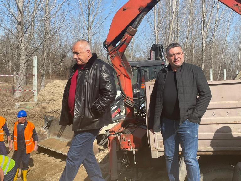 Държавата ще осигури средства за осигуряване на качествена питейна вода в Брестовица