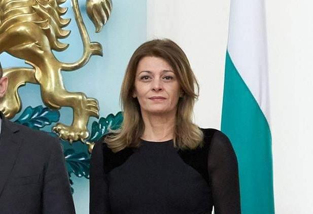 Десислава Радева е с COVID-19