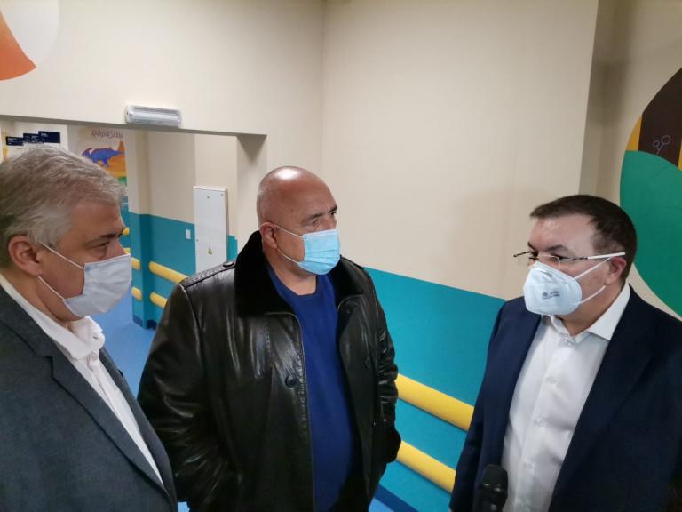 Борисов: Да се възобновят зелените коридори за имунизация срещу COVID-19 там, където има възможност