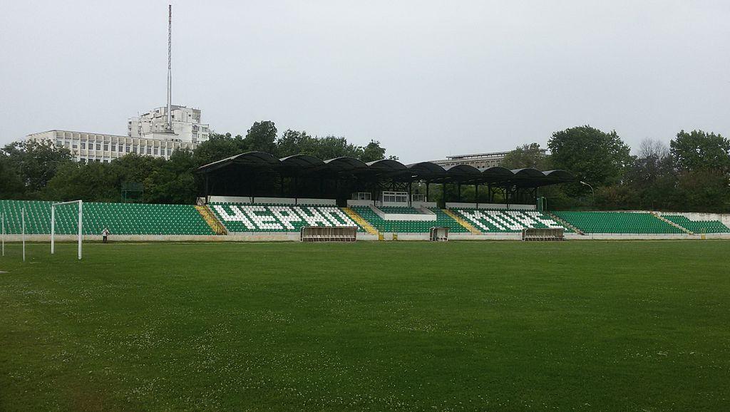"""Стадионът на """"Черно море"""" се сдобива с модерно ново табло"""