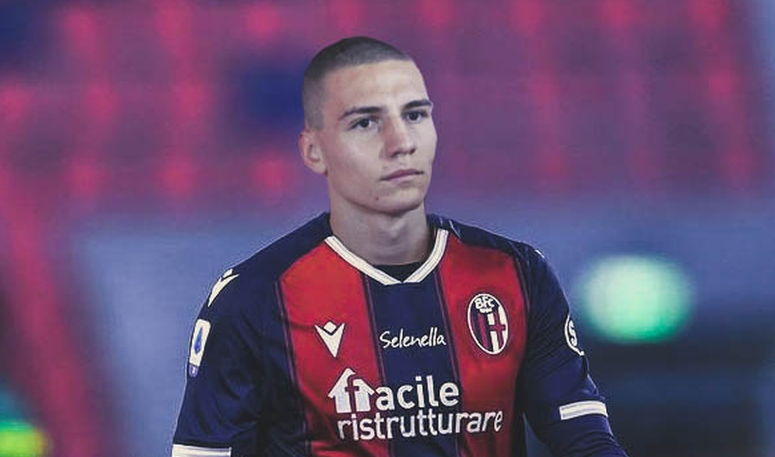 Официално: Валентин Антов е играч на Болоня