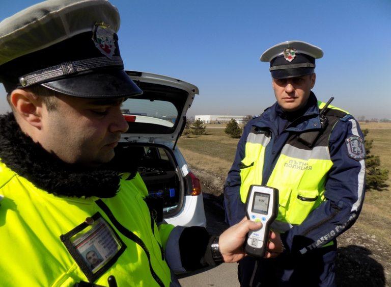 Засилени проверки за управление на МПС след употреба на алкохол и наркотични вещества