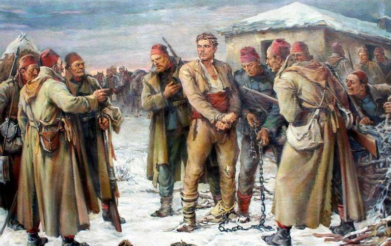 България чества 148-ата годишнина от гибелта на Васил Левски