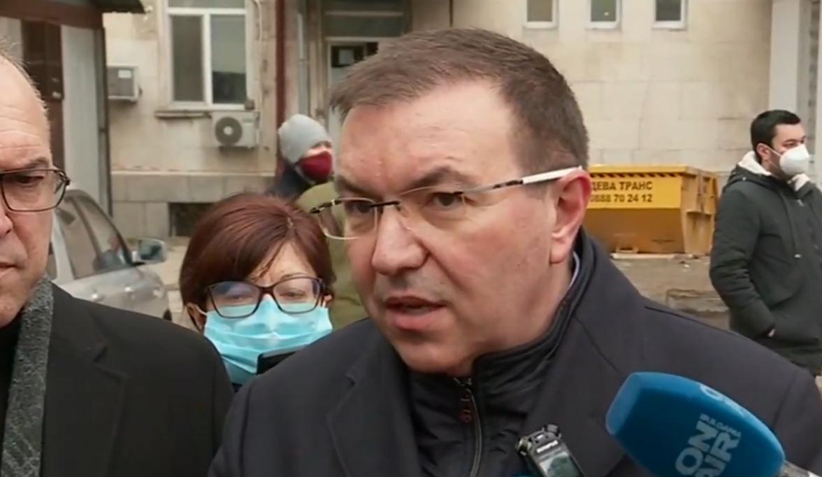 """Министър Ангелов във Варна:  Новият скенер в УМБАЛ """"Света Марина"""" е уникален за страната"""