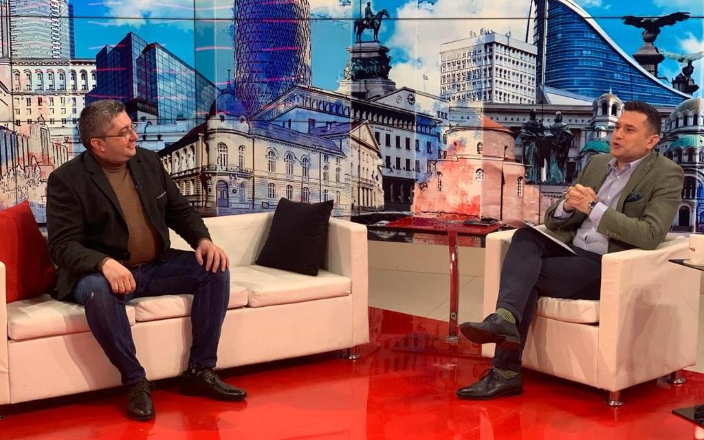 Нанков: След три години от София до Варна ще се пътува по магистрала