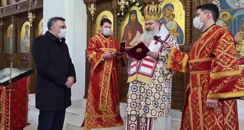 "Видео: Осветиха ""Св. Прокопий Варненски"""