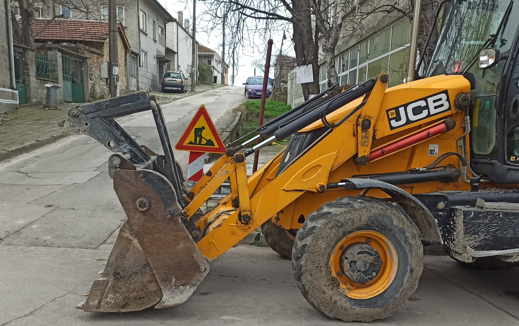 Затварят улици за ремонт в Белослав