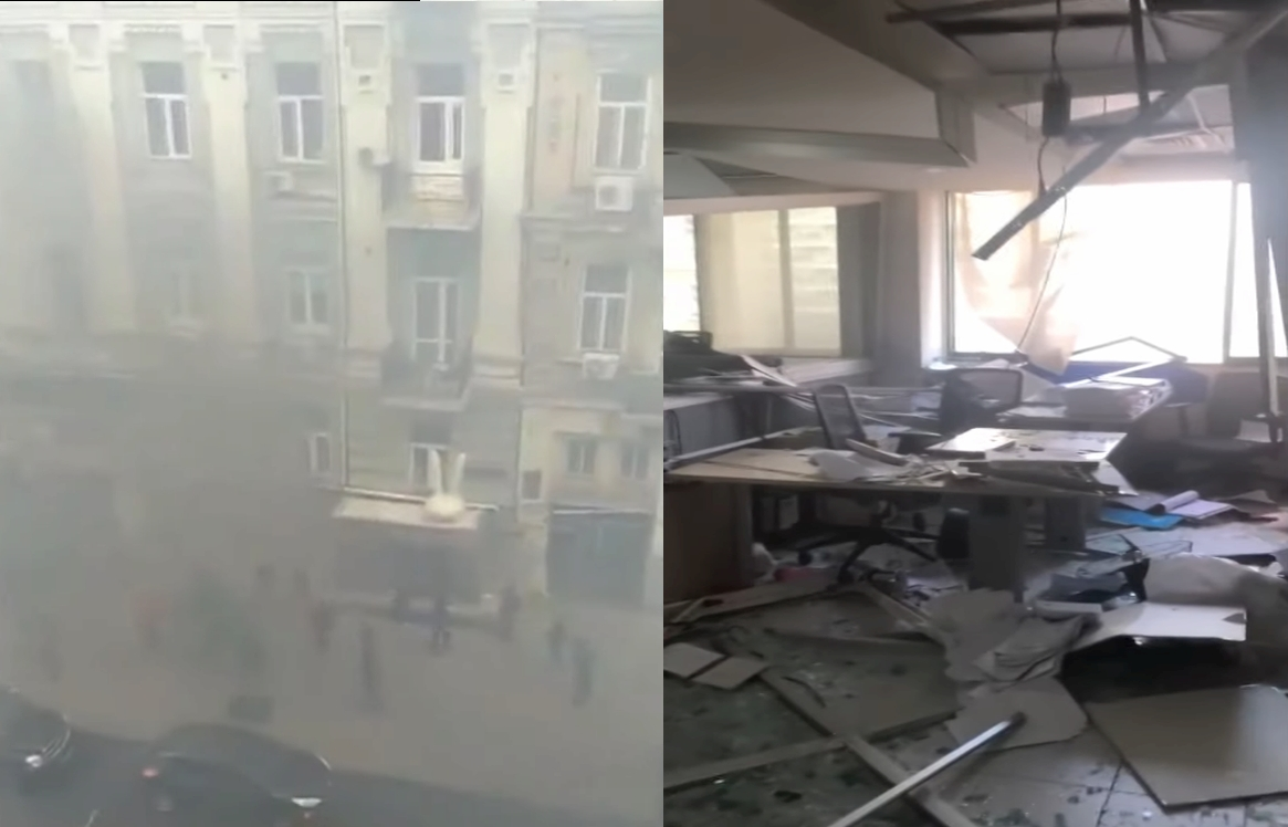 Бомба експлоадира в централата на Лидъл в Германия