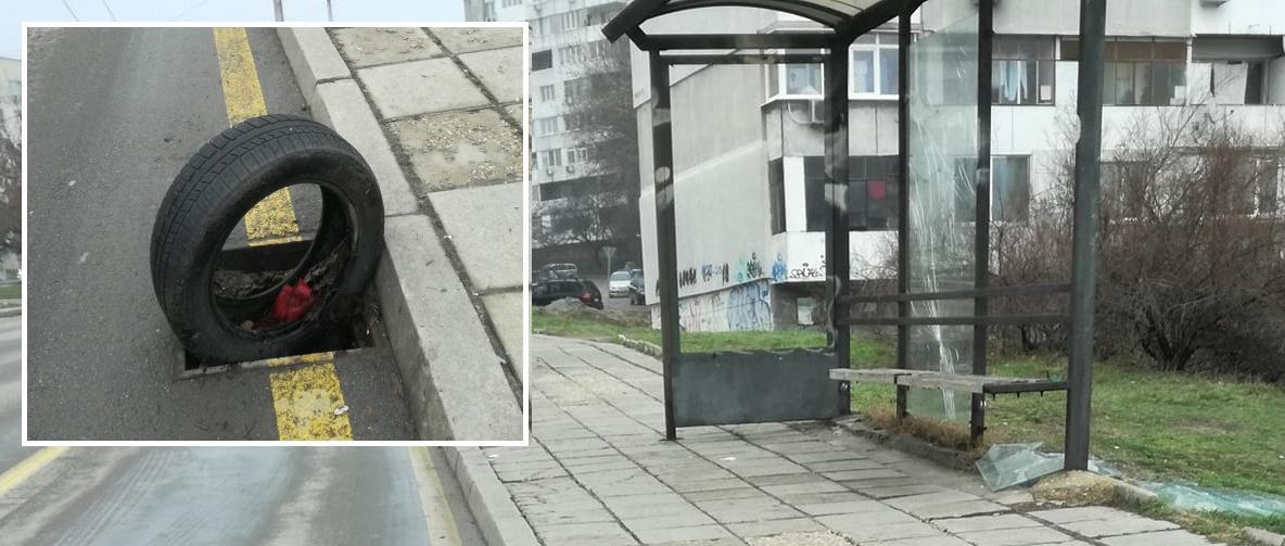 """Спирка във """"Владиславово"""" е в окаяно състояние"""