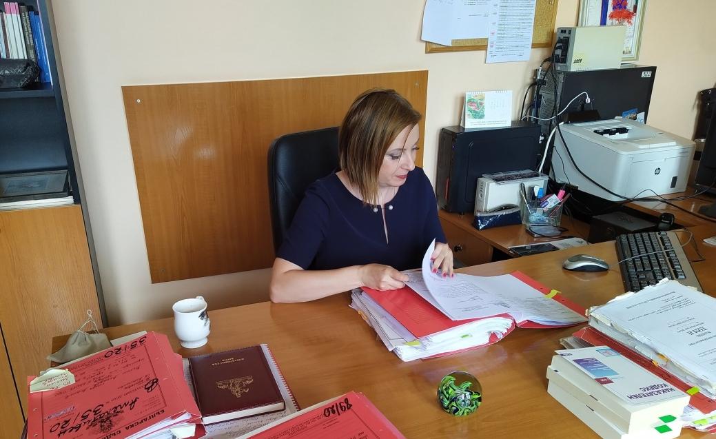 Съдия Колева от Варненския апелативен съд – лектор на ЕМСО