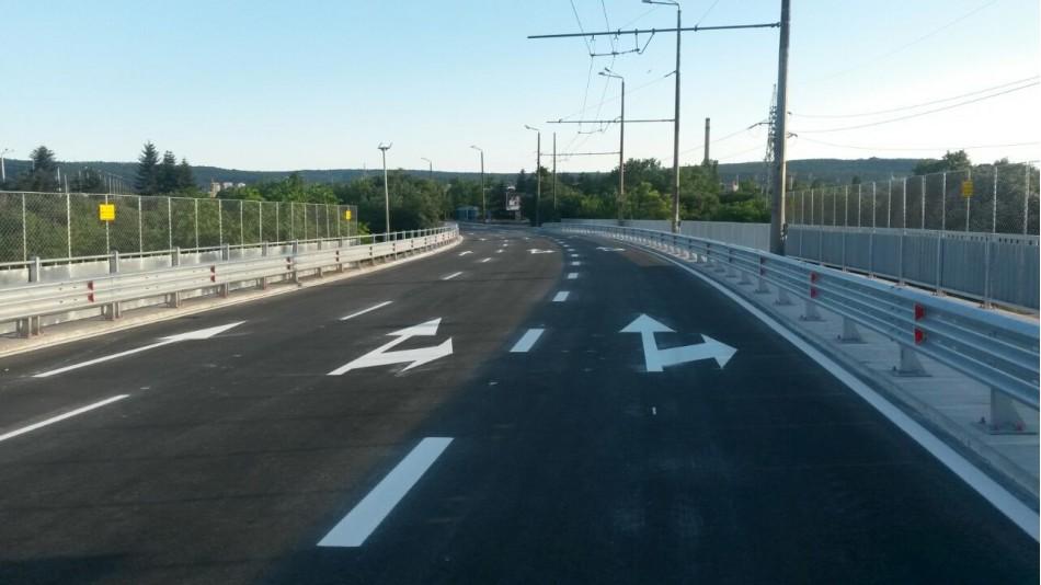 Възложено е проектиране за съоръжения 7, 8 и 9 на Аспаруховия мост