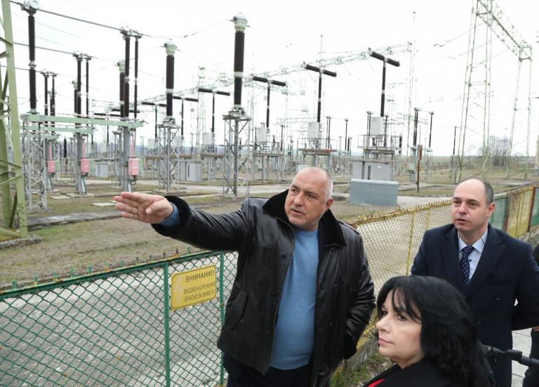 Премиерът Борисов: Като надграждаме електропреносната система, правим България енергиен лидер
