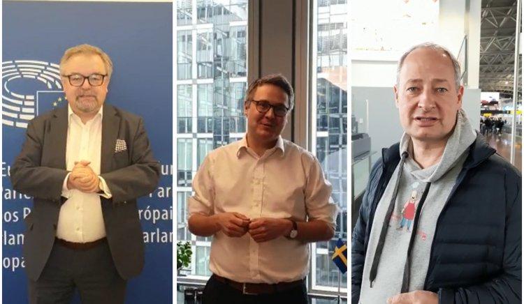 Немската, шведската и австрийската евроделегации на социалистите подкрепиха Нинова за изборите