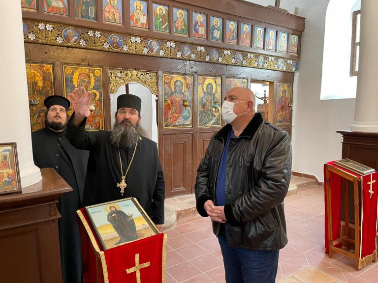 Премиерът Борисов: Българските граждани могат да се гордеят с манастирите в страната, чието възстановяване и обновяване не спира