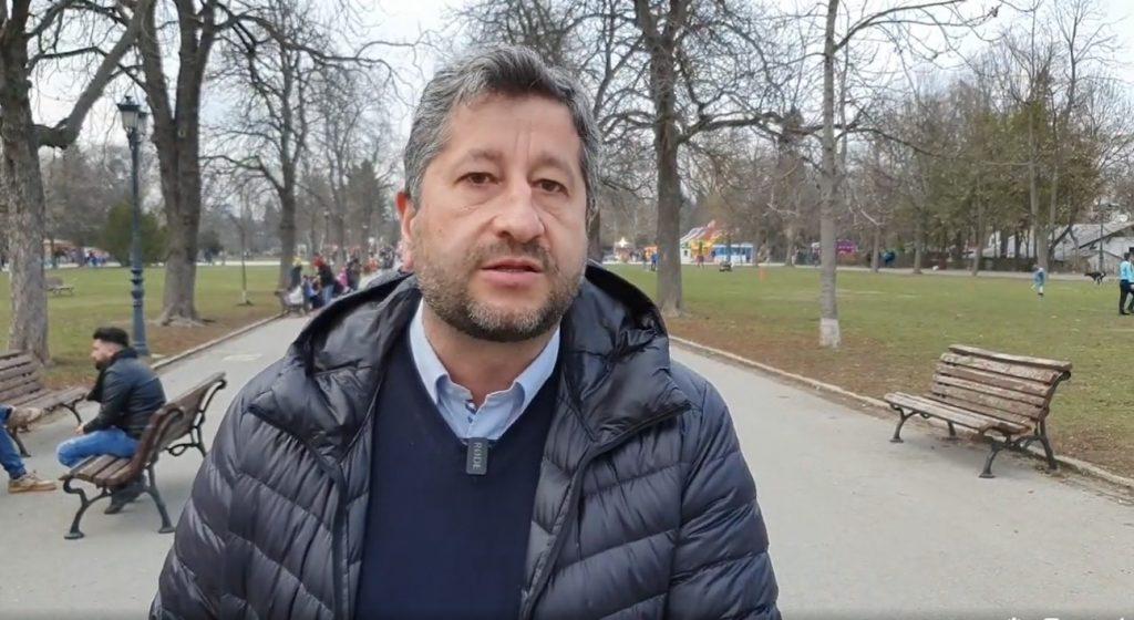 Христо Иванов: С видеоизлъчването правим всичко възможно изборите да бъдат легитимни