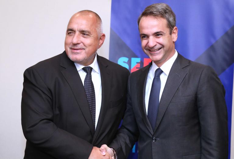 Бойко Борисов поздрави гръцкия премиер Кирякос Мицотакис по повод Националния празник на Гърция