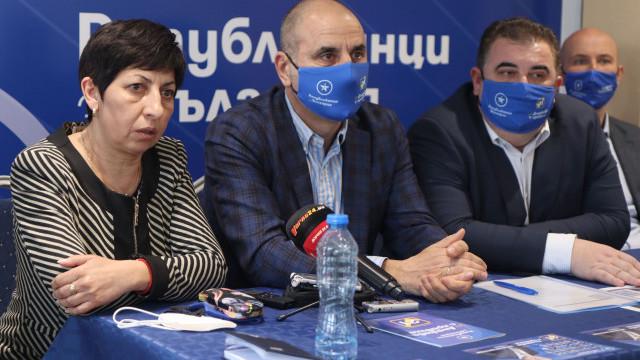 Спешни мерки за бизнеса и актуализация на бюджета ще са първата задача на Републиканци за България в парламента