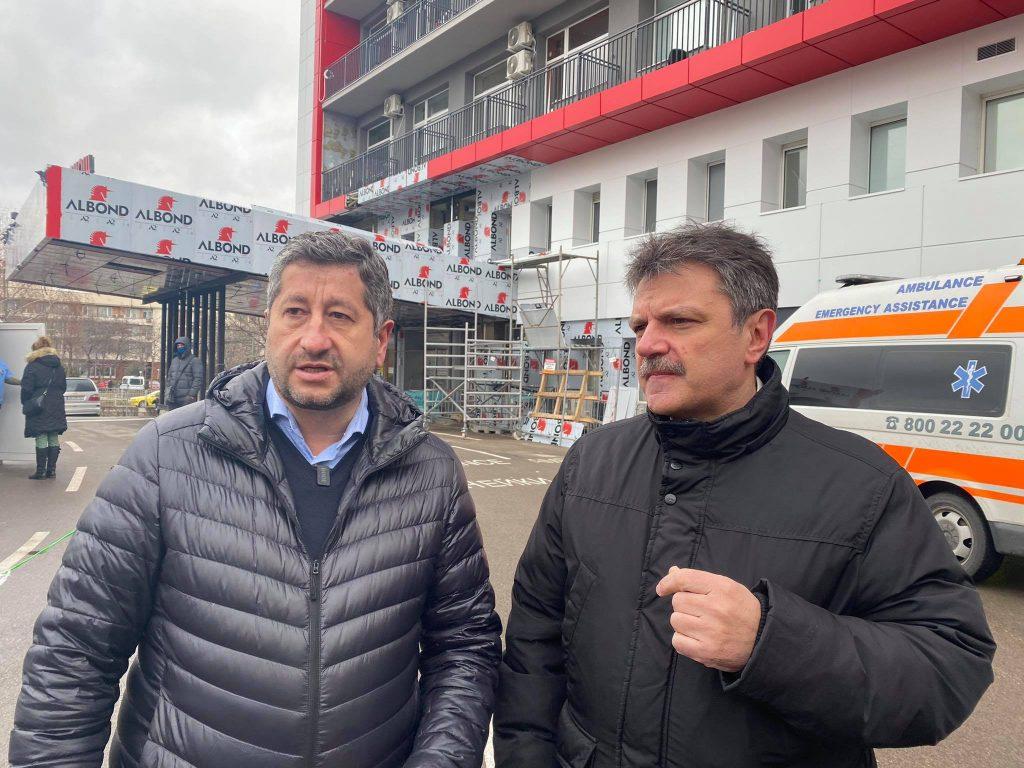 Христо Иванов: Парите от чекмеджетата на Борисов да стигнат до засегнатите от ковид кризата