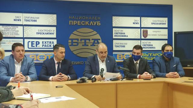 Цветанов: Републиканци за Българи има потенциал да постигне два депутатски мандата във Великотърновски избирателен район