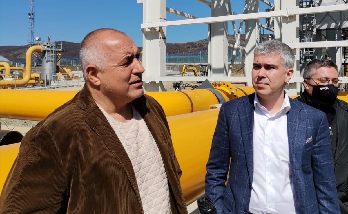 Премиерът: Години наред България ще получава транзитни такси от преноса на газ