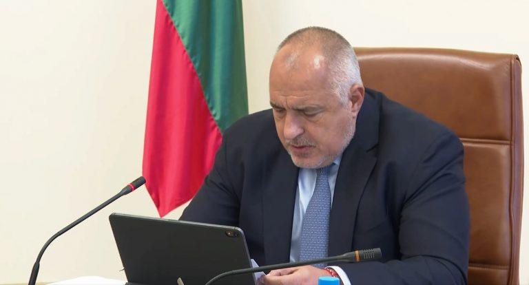Борисов: Утре отваряме заведенията с тераси и градини, фитнесите са на 30% капацитет (ВИДЕО)