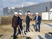 Министър Борисов връчи сертификат за инвестиция на стойност близо 40 млн. лв., която ще създаде 150 работни места в нов завод край Пловдив