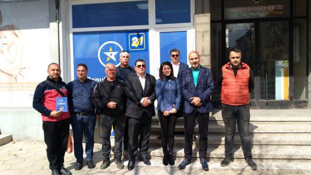 Републиканци за България убедени в успеха на младите и новите лица