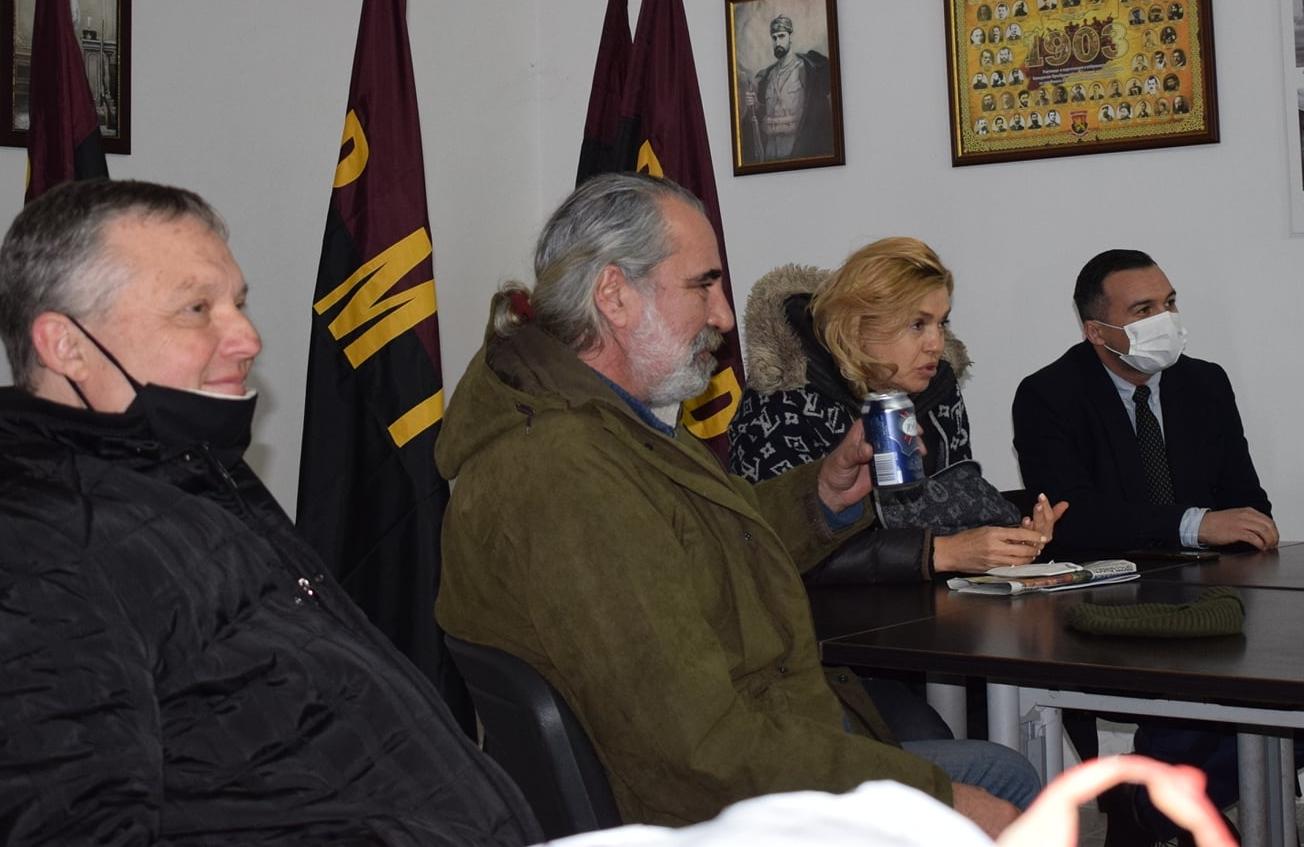 Ернестина Шинова се срещна с представители на Областния пчеларски съюз във Варна
