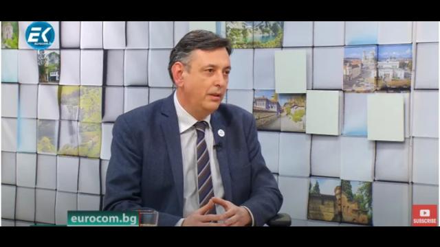Горан Благоев: Хората в нашите листи сме се доказали като професионалисти