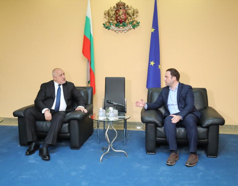 Премиерът Бойко Борисов: Необходим е разум, а не емоции в преговорите между България и Република Северна Македония