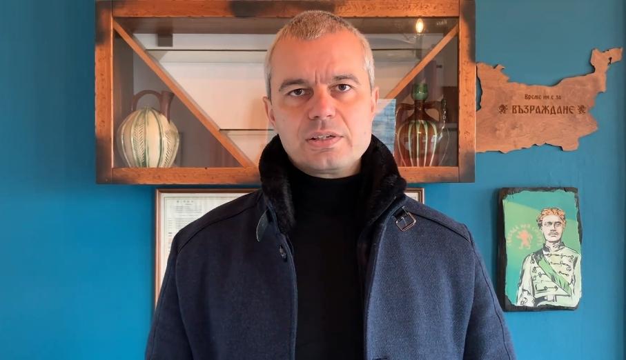 Костадин Костадинов: Българското здравеопазване се е превърнало в машина за пари