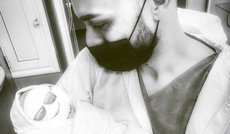 Криско стана баща за втори път