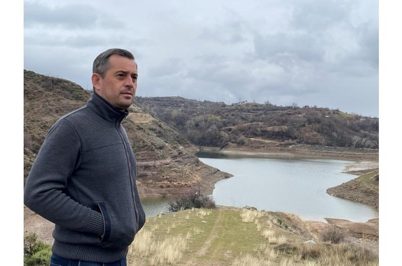"""Стоян Стоев: Довършването на каскадата при язовир """"Бели брег"""" е цел за следващите 4 години"""