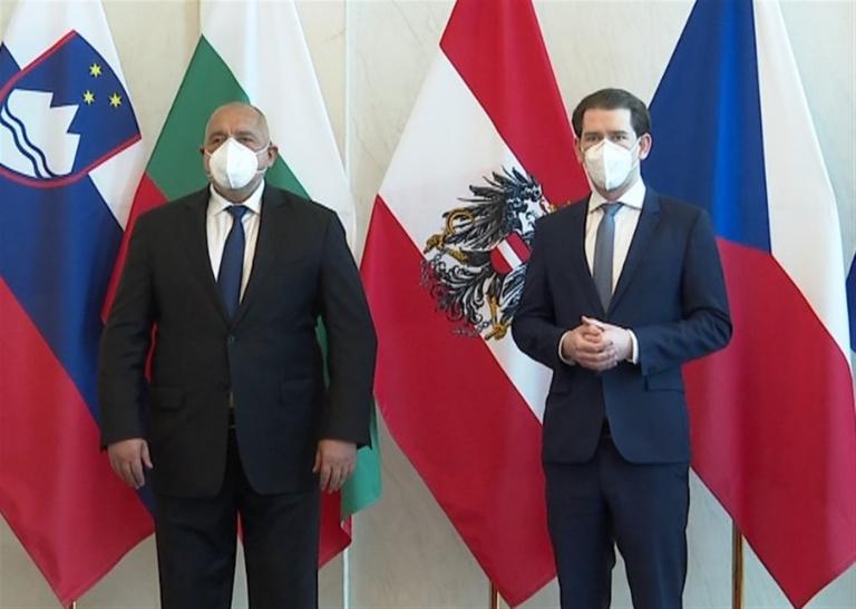 Премиерът Борисов: С Австрия винаги сме си помагали, много европейски решения сме взели заедно, а най-големите австрийски компании развиват успешно бизнеса си у нас