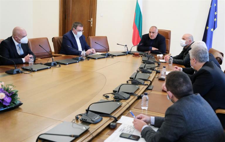 Премиерът Борисов: Държавата е подготвена за тази вълна на коронавируса, осигурени са всички необходими лекарства и достатъчно количества ваксини
