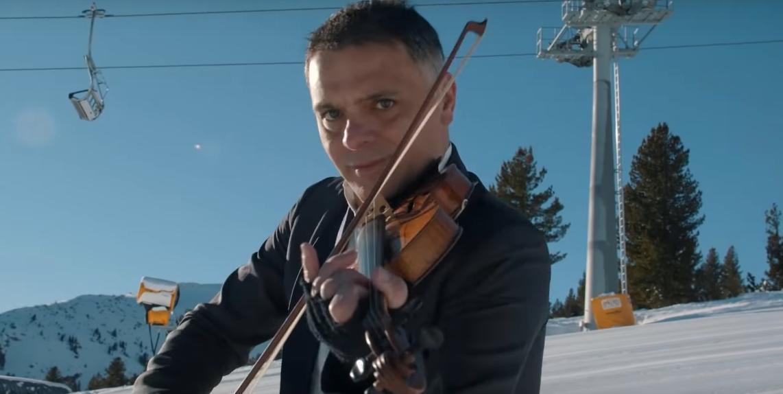 """""""Зимата"""" на Вивалди прозвуча по върховете на Пирин"""
