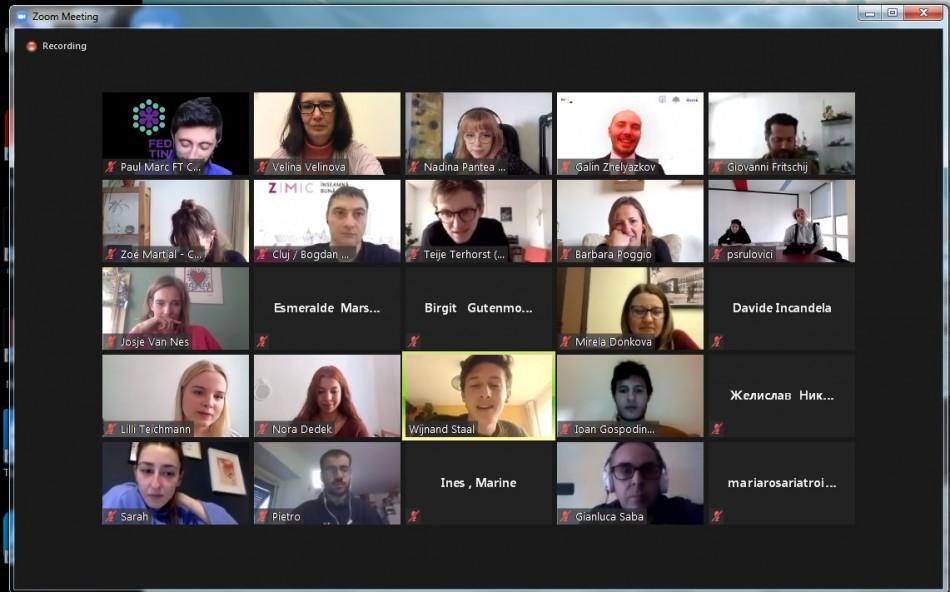Община Варна се включи в семинар за младежите и дигиталното неравенство