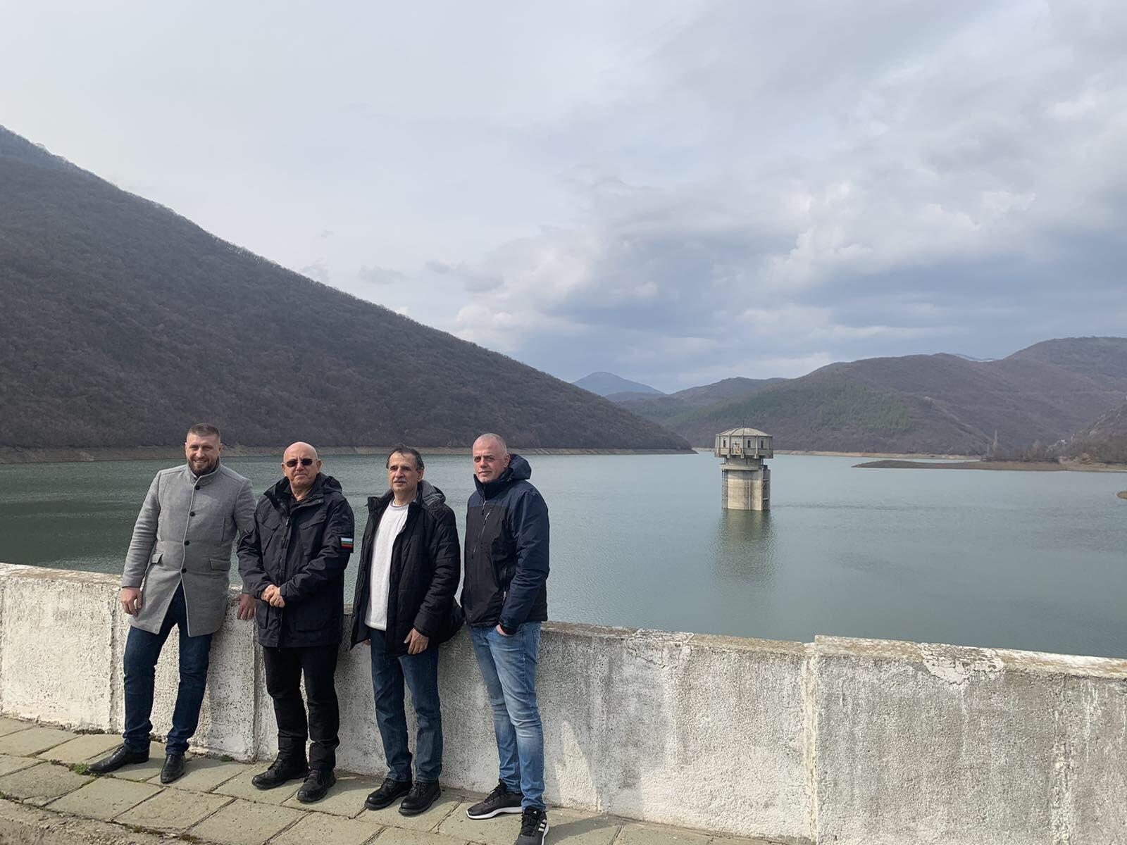 Министър Димитров: Благодарение на взетите мерки язовирите са с 65% по-пълни от миналата година