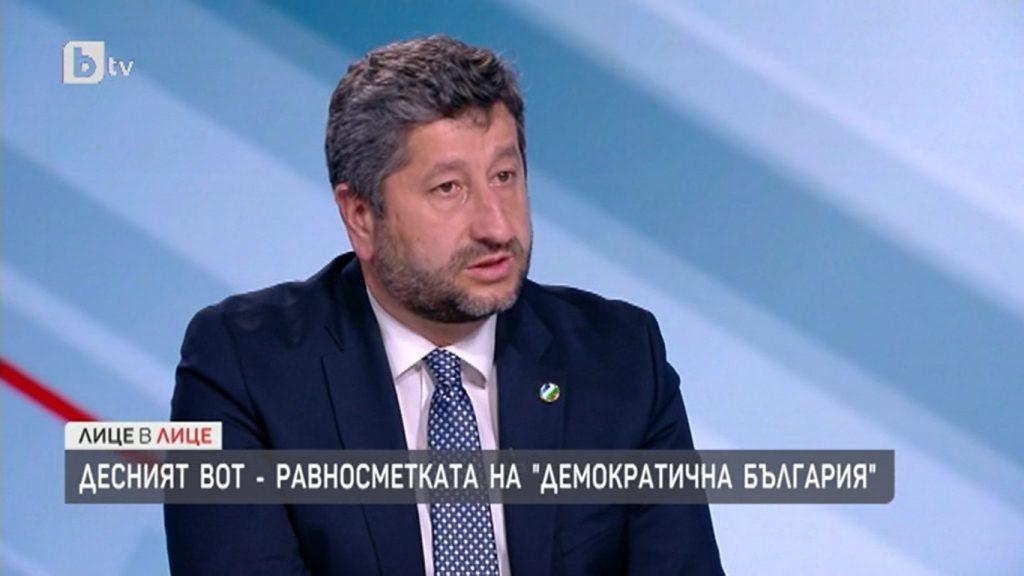 Христо Иванов: Сценарий за нови избори не е трагедия, да не се плашим да питаме хората