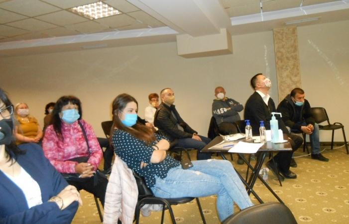 Общинската организация на ГЕРБ в Добрич отчете успешна кампания и избра своите делегати