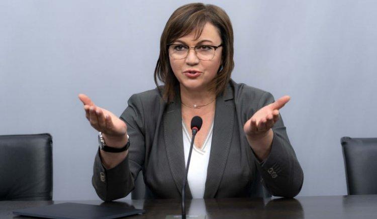 Корнелия Нинова: Новите парламентарни субекти позволиха на Борисов да се бетонира в енергетиката