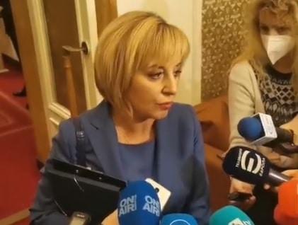 Мая Манолова: Очакваме през следващите седмици да има разкрити злоупотреби във всички ревизирани сектори