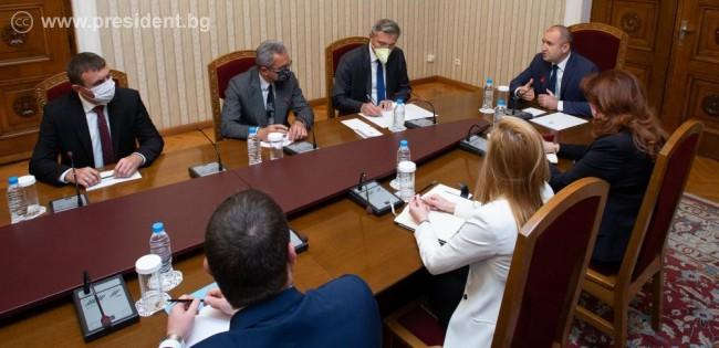 Президентът Румен Радев: Предизвикателствата пред България изискват възможно най-бързо да бъде съставено редовно оперативно и отговорно правителство