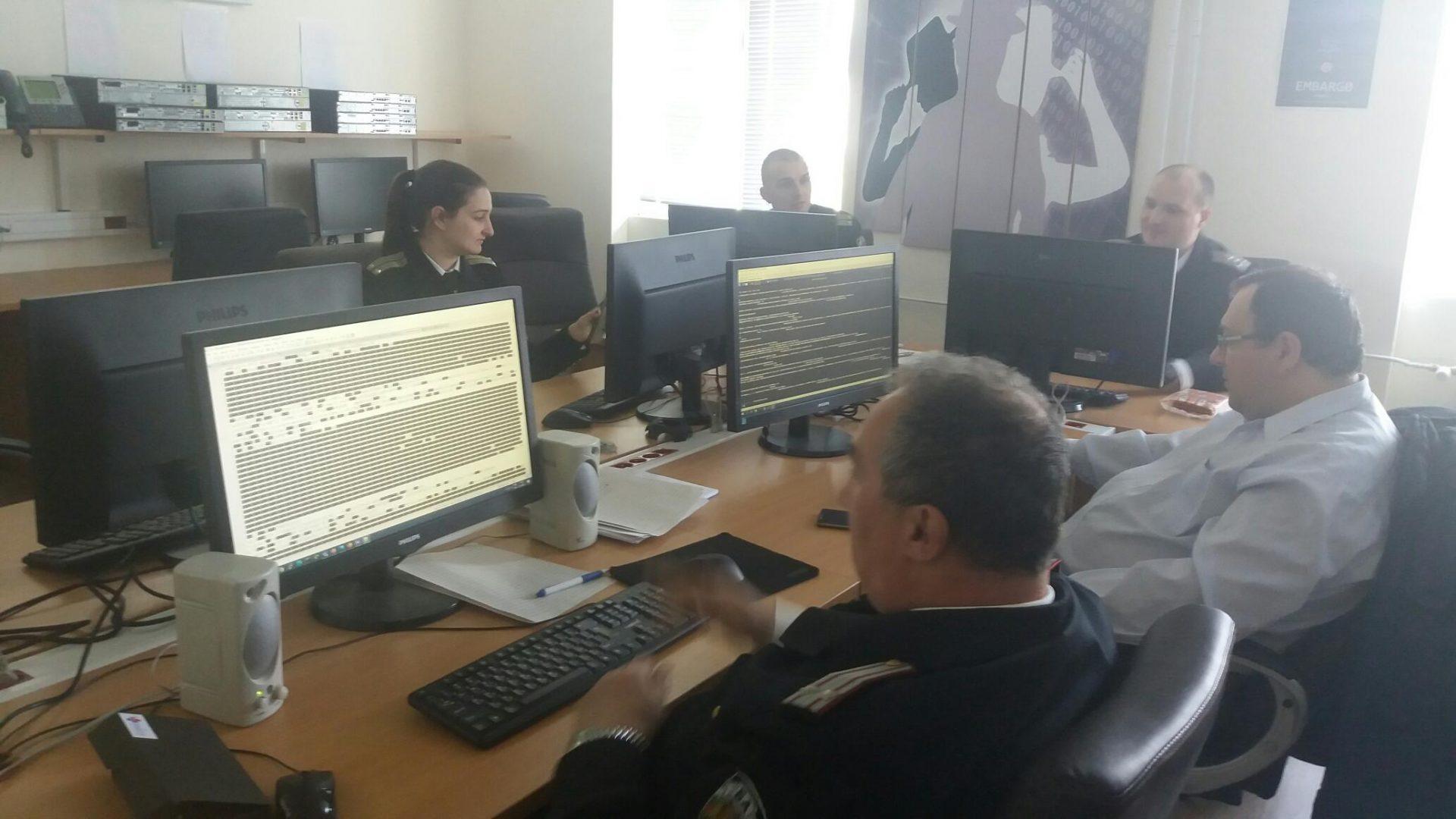 Участие на ВВМУ в най-голямото ежегодно учение по киберзащита